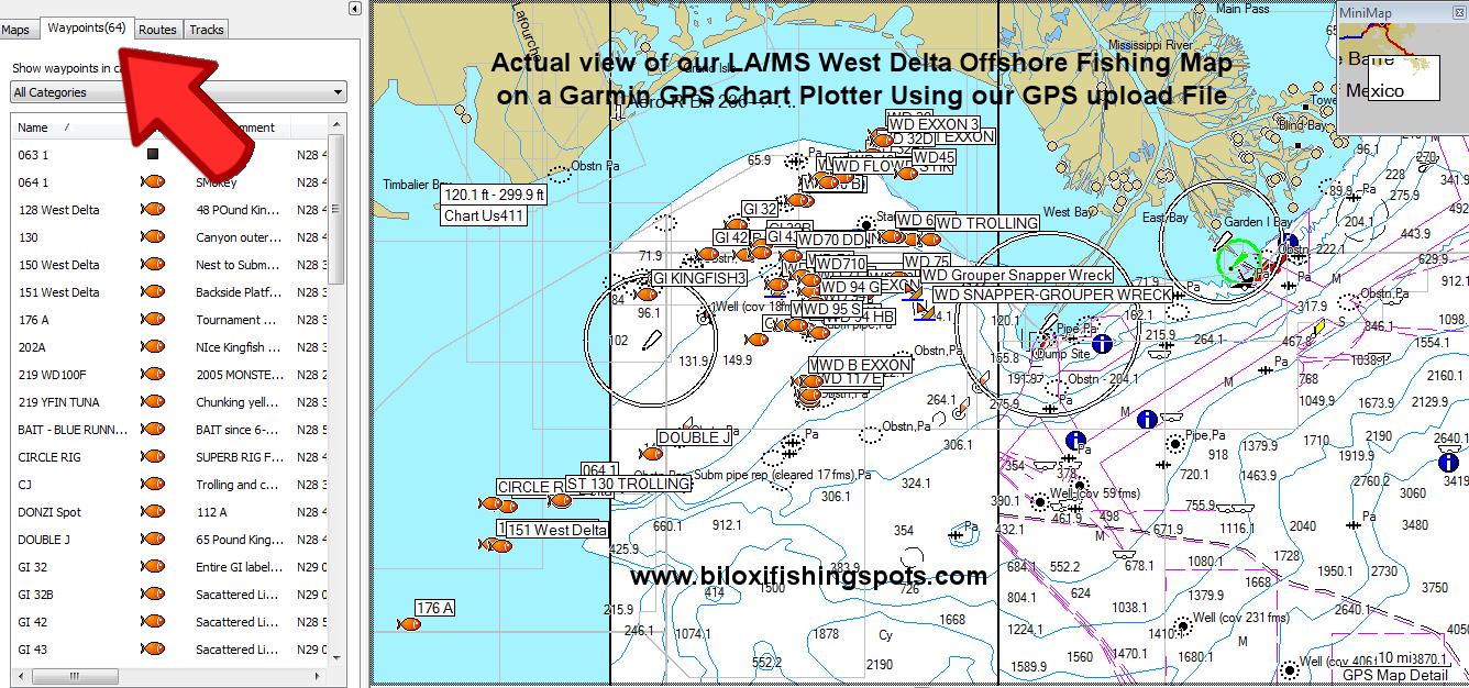 garmin saltwater fishing maps Guide to Coastal Georgia Fishing